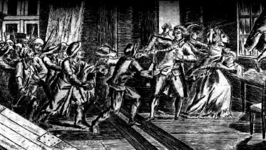 An Illustration from Révolutions de Paris