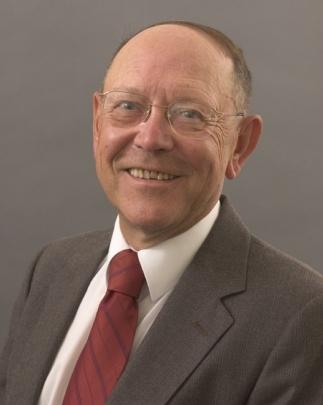 Kenneth Shewmaker, Professor Emeritus