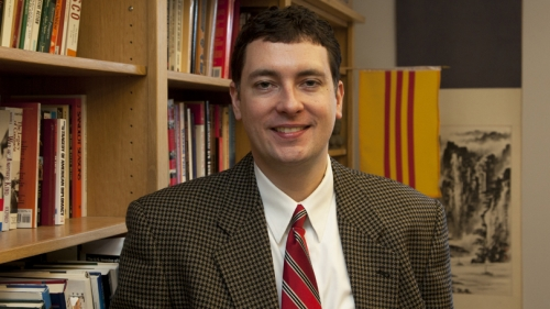 Edward G. Miller, Assistant Professor of History