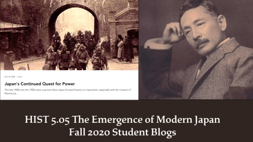 Emergence of Modern Japan