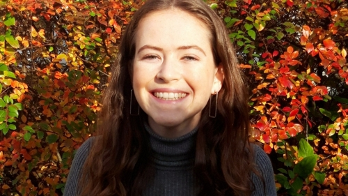 History Major Fionnuala Murphy '21