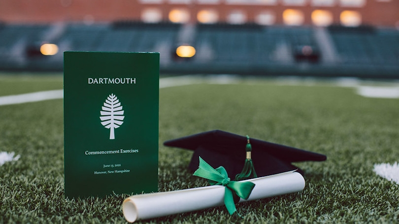 Dartmouth Commencement 2021