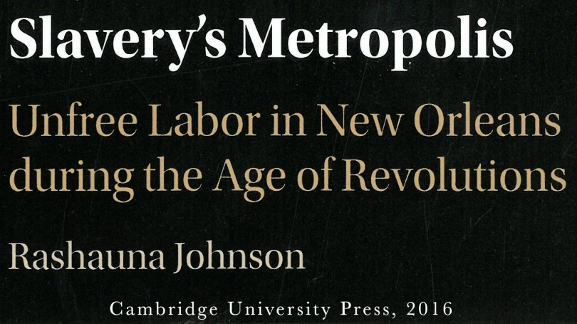 THE URBAN HISTORY ASSOCIATION AWARDS HONORABLE MENTION TO